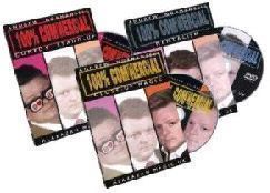 100% Commercial by Andrew Normansell 3 Volume set