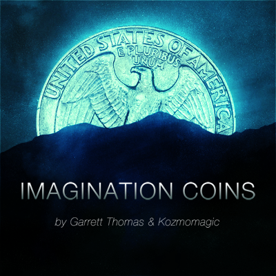 Imagination Coins by Garrett Thomas