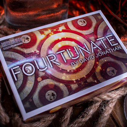 Fourtunate (Fortunate) by David Jonathan and Mark Mason