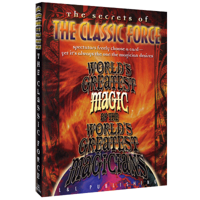 World's Greatest Magic - The Classic Force