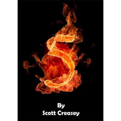 Number 5 by Scott Creasey