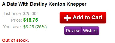 A Date With Destiny Kenton Knepper