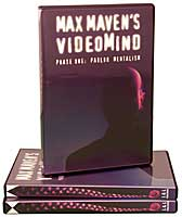 Videomind by Max Maven 3 Volume set