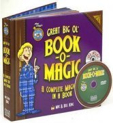 Great Big Ol' BookOMagic by Mac King